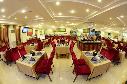 贝斯特韦斯特酒店餐厅