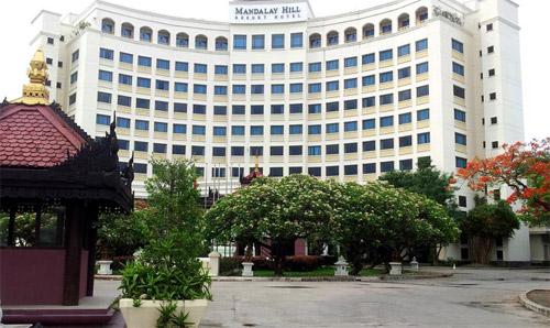 曼德勒山度假酒店