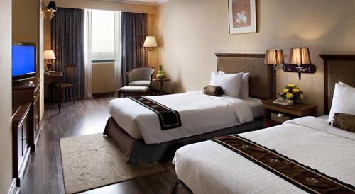曼德勒山度假酒店客房