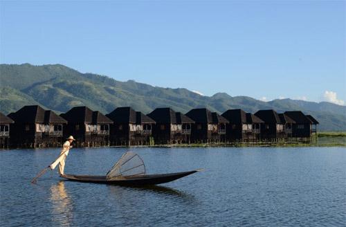 茵莱湖珍宝度假村