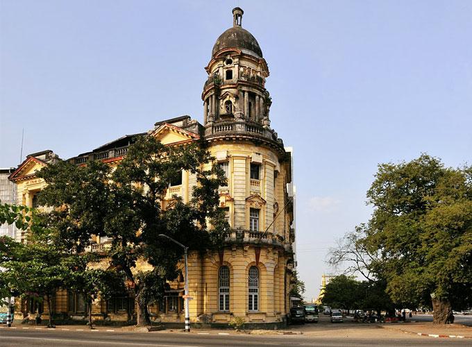 殖民地时期建筑
